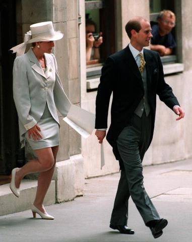 Sophie Rhys-Jones, July 14, 1994 | Royal Hats