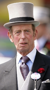 The Duke of Kent, June 20, 2012| Royal Hats