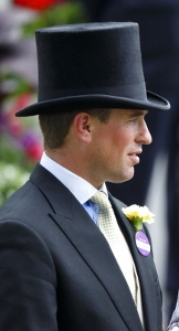 Peter Phillips, June 20, 2014 | Royal Hats