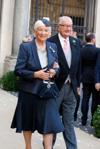 Queen Paola, July 5, 2014 | Royal Hats