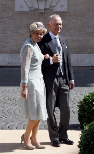 Archduchess Marie Astrid, July 5, 2014 | Royal Hats