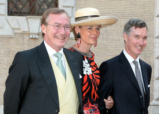 Countess Diane of Nassau, July 7, 2014 | Royal Hats
