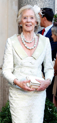 Archduchess Anna-Gabriele of Austria,  July 7, 2014 | Royal Hats