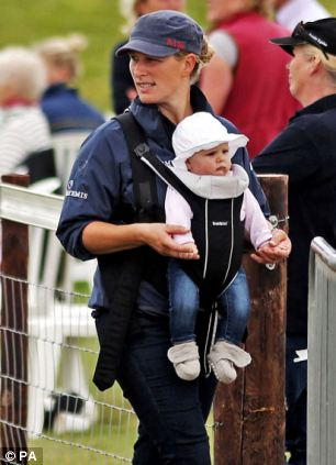 Zara and Mia Tindall, July 6, 2014 | Royal Hats