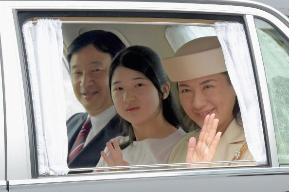 Crown Princess Masako, July 13, 2014 | Royal Hats