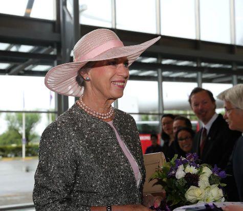Princess Benedikte, July 13, 2014 | Royal Hats