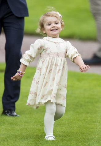 Princess Estelle, July 14, 2014 | Royal Hats