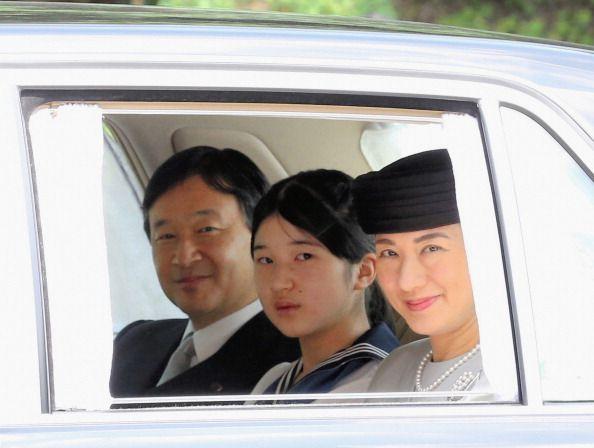 Crown Princess Masako, July 15, 2014   Royal Hats