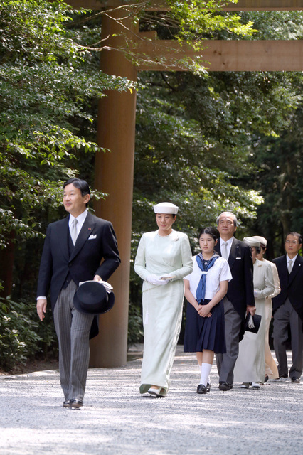 Crown Princess Masako, July 29, 2014 | Royal Hats