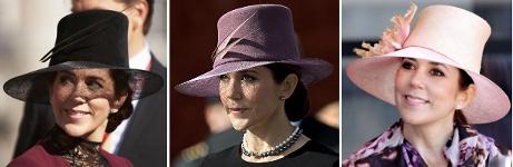 Crown Princess Mary | Royal Hats