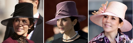 Crown Princess Mary | Royal Hats