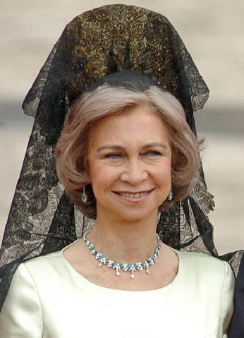 Queen Sofia, May 22, 2014 | Royal Hats