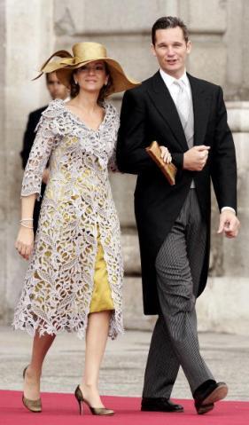 Infanta Cristina, May 22, 2004   Royal Hats