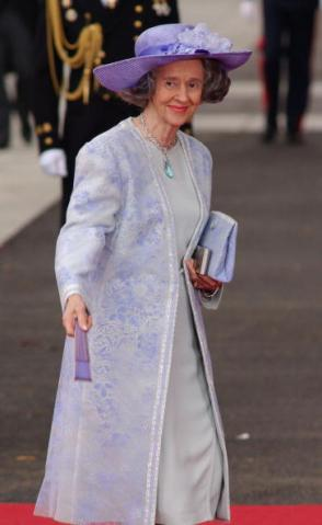 Queen Fabiola, May 22, 2004 | Royal Hats