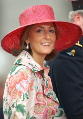 Princess Claire, May 22, 2004| Royal Hats