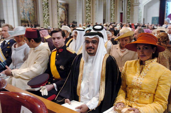 Hala bint D'aij Al Khalifa, May 22, 2004 | Royal Hats