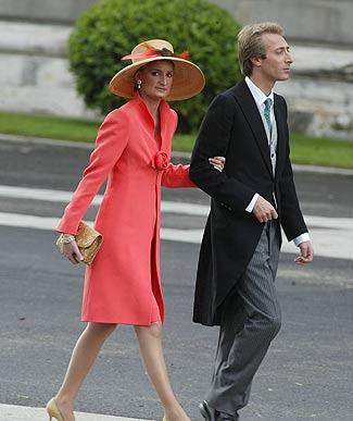 María Zurita y de Borbón, May 22, 2014 | Royal Hats