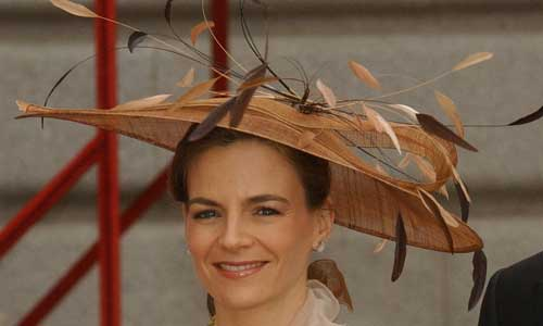 Princess of Vidin, May 22, 2004 | Royal Hats