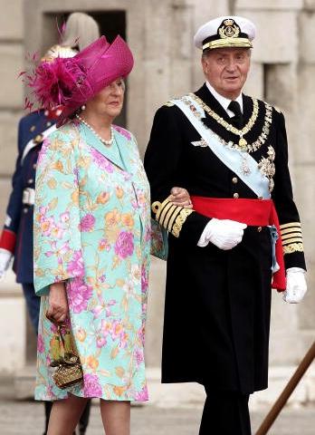Infanta Pilar, May 22, 2004 | Royal Hats