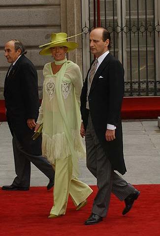 Simoneta Gómez Acebo, May 22, 2014 | Royal Hats