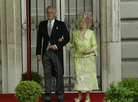 Duchess of Alba, May 22, 2004 | Royal Hats