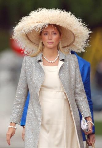 Crown Princess Marie Chantal, May 22, 2014 | Royal Hats
