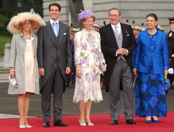 Greek Royal Family, May 22, 2004 | Royal Hats