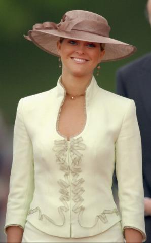 Princess Madeleine, May 22, 2004 | Royal Hats