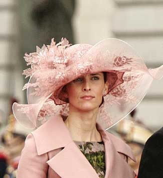 Spanish Royal Wedding Ten Years On: Bulgarian Royals   Royal Hats