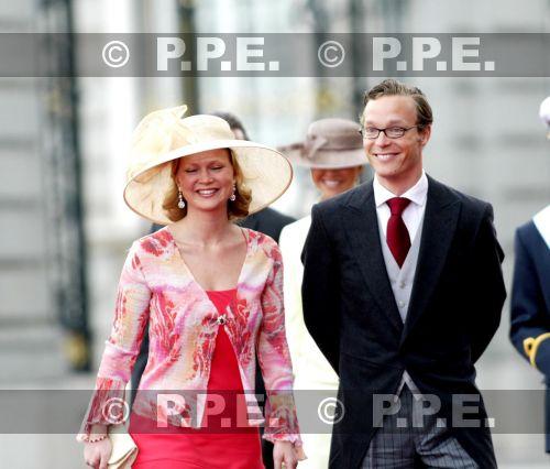 Princess Maria Carolina, May 22, 2004 |Royal Hats
