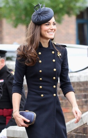 Duchess of Cambridge, June 25, 2011 in Rachel Trevor Morgan | Royal Hats