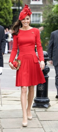 Duchess of Cambridge, June 3, 2012 in Silvia Fletcher for Lock & Co. | Royal Hats