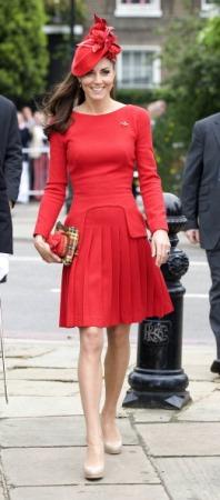 Duchess of Cambridge, June 3, 2012 in Silvia Fletcher for Lock & Co.   Royal Hats