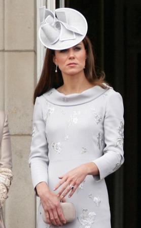 Duchess of Cambridge, June 16, 2012 in Jane Corbett   Royal Hats