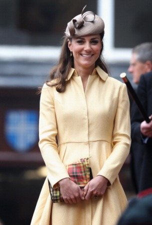 Duchess of Cambridge, July 5, 2012 in Whitely   Royal Hats