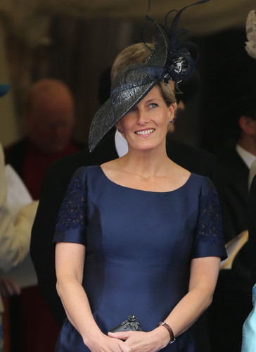 Countess of Wessex, June 17, 2013 in Jane Taylor | Royal Hats