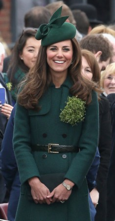 Duchess of Cambridge, March 17, 2014 in Gina Foster   Royal Hats