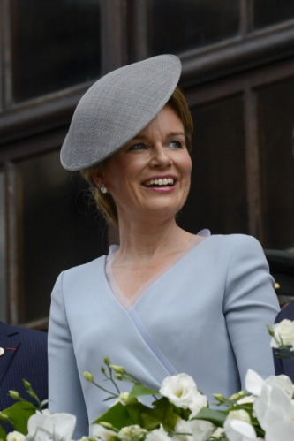 Queen Mathilde, August 4, 2014 | Royal Hats
