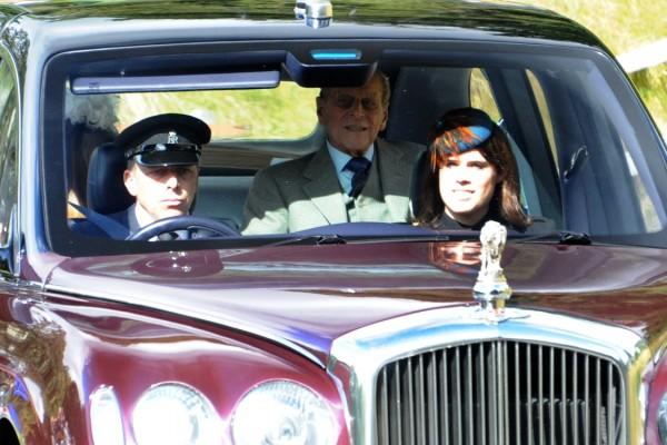 Princess Eugenie, August 17, 2014   Royal Hats
