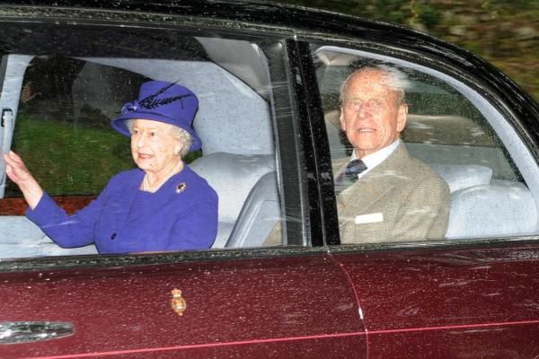 Queen Elizabeth, August 17, 2014   Royal Hats