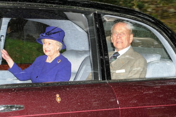 Queen Elizabeth, August 17, 2014 | Royal Hats