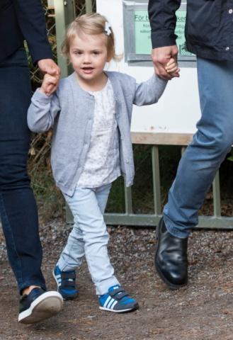 Princess Estelle, August 25, 2014 | Royal Hats
