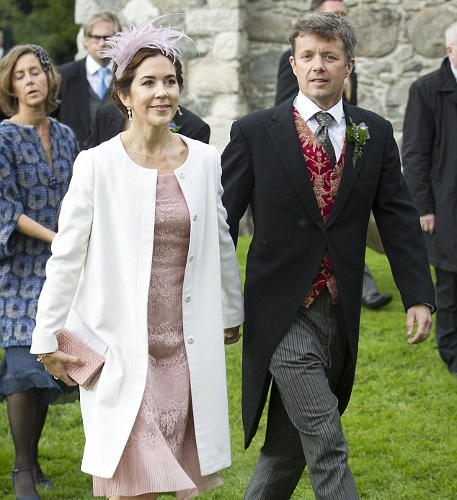 Crown Princess Mary, August 30, 2014   Royal Hats