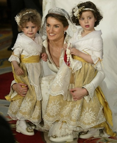 Wedding of The Prince of Asturias and Letizia Ortiz Rocasalano, May 22, 2004 | Royal Hats