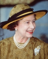 Queen Elizabeth, October 14, 1989