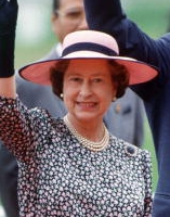 Queen Elizabeth, October 15, 1989
