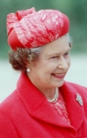 Queen Elizabeth, May 17, 1990