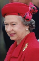 Queen Elizabeth, April 8, 1993,