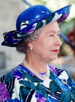 Queen Elizabeth, October 21, 1993