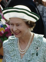 Queen Elizabeth, June 1995